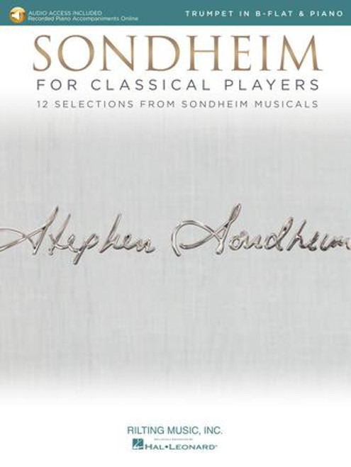 Trumpet - Sondheim for Classical Player for Trumpet and Piano [HL: 00275412]