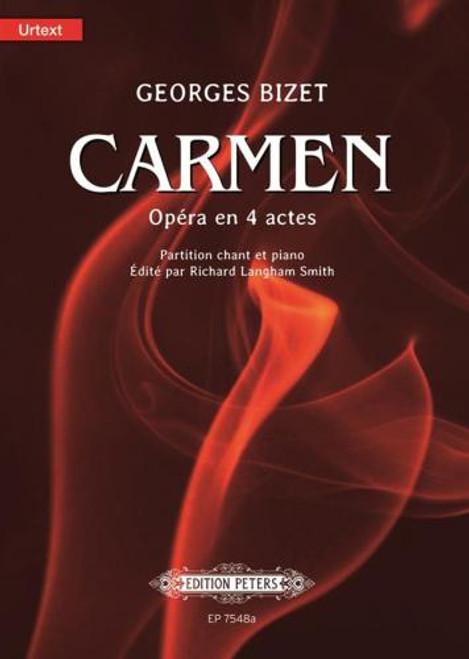 Bizet, Carmen [Pet: EP7548a]