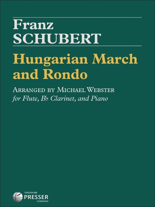 Schubert, Hungarian March and Rondo [CF:114-41759]