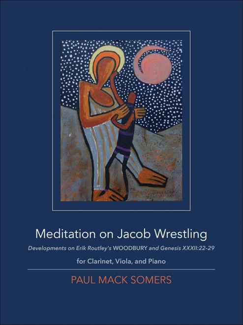 Somers, Meditation on Jacob Wrestling [ CF:494-03144]
