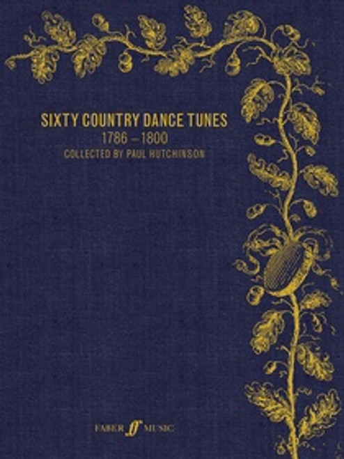 Hutchinson - Sixty Country Dance Tunes [Alf: 12-0571541143]