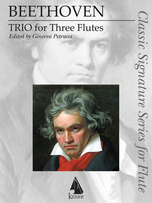 Beethoven - Trio for Three Flutes