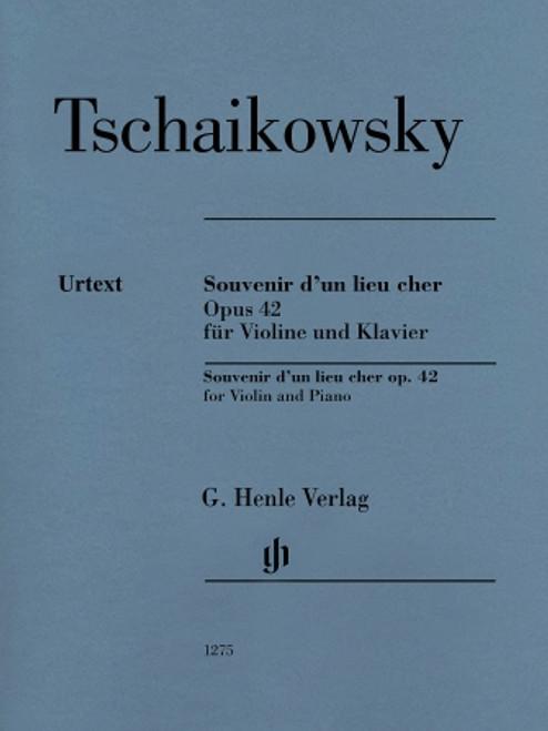 Tchaikovsky - Souvenir D'Un Lieu Cher, Op. 42