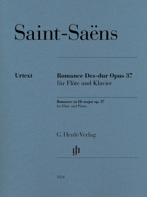 Saint-Saens - Romance in D-flat Major, Op. 37 [HL:51481354]