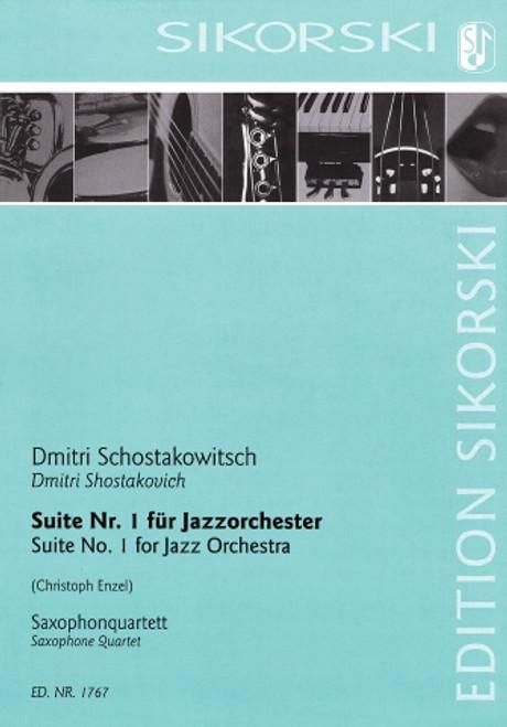 Shostakovich, Suite No.1 for Jazz Orchestra [HL:50602268]