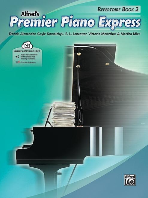 Piano Study - Alfred's Premier Piano Express Repertoire Book 2 [Alf: 48631]