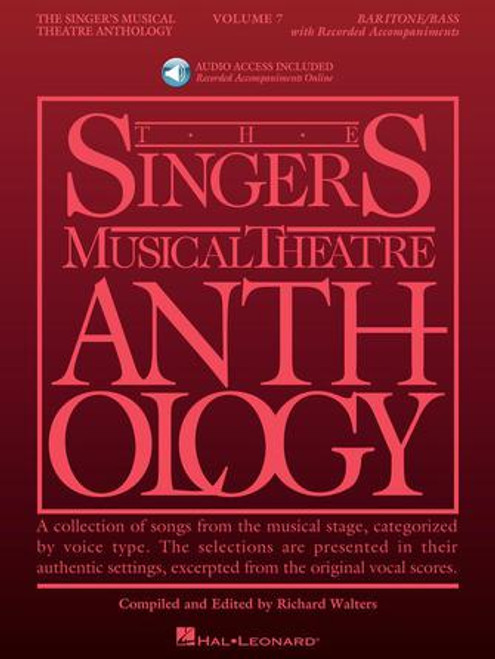 Standards - The Singer's Musical Theatre Anthology Vol. 7 (Baritone/Bass) [HL: 00293736]
