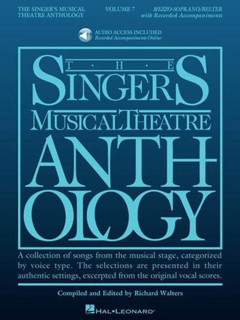 Standards - The Singer's Musical Theatre Anthology Vol. 7 (Mezzo-Soprano) [HL: 00293734]