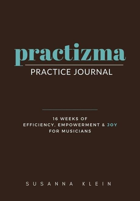 Practizma: Practice Journal by Susanna Klein