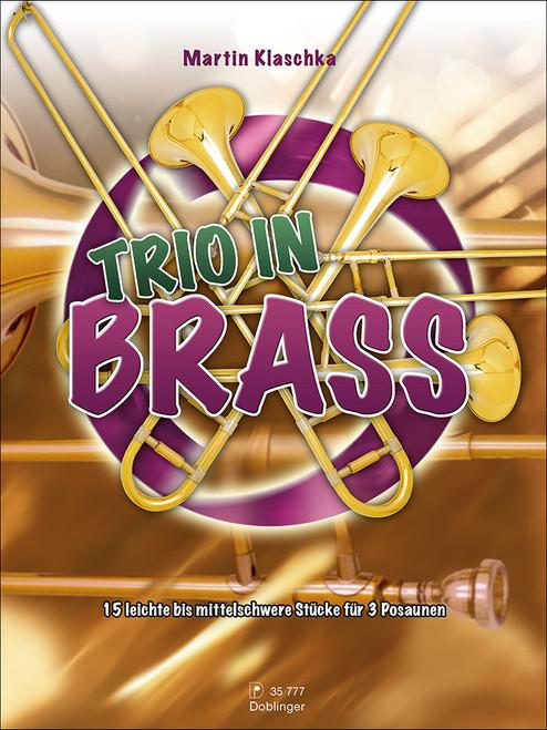 Trio in Brass [Dob:36 777]