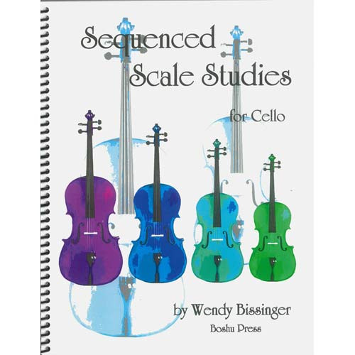 Cello Study - Bissinger - Sequenced Scale Studies