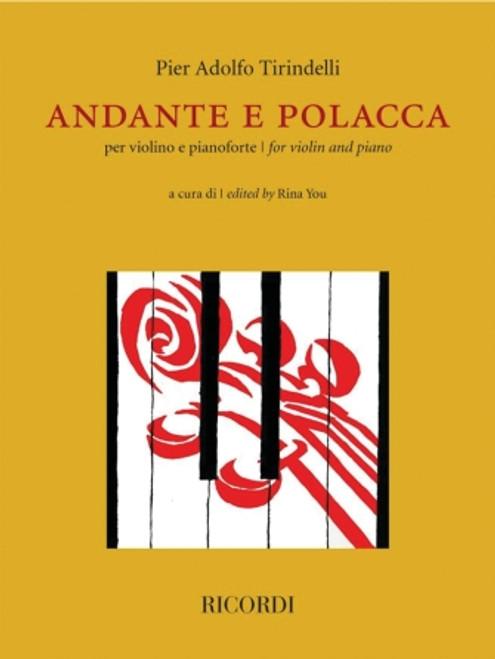 Violin - Tirindelli - Andante e polacca