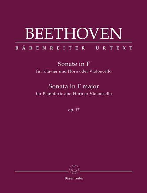 Beethoven Sonata in F op. 17 [KGA:BA10939]