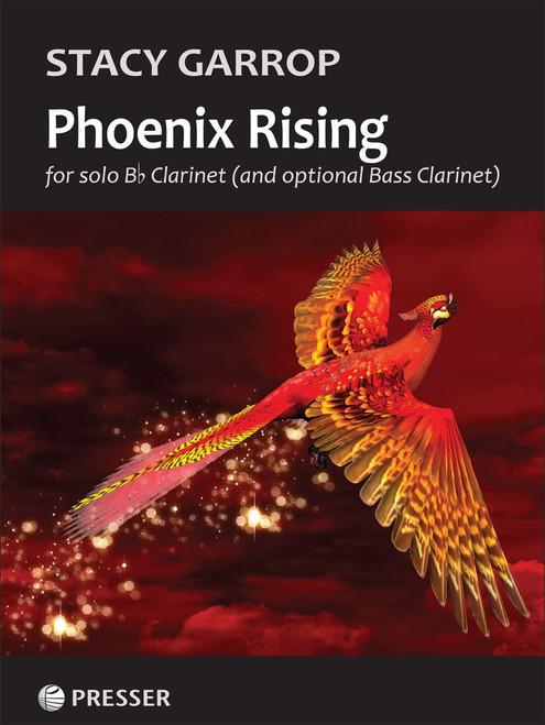 Clarinet - Garrop - Phoenix Rising [Presser: 114-41960]