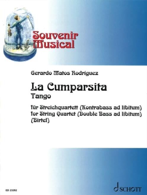 Rodriguez,  La Cumparsita [HL:49046362]