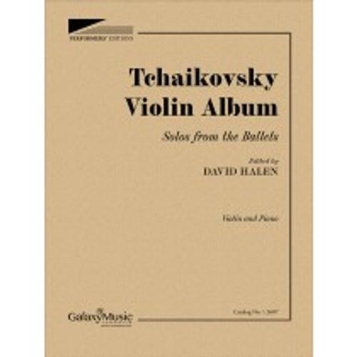 Violin - Tchaikovsky - Violin Album: Solos from the Ballets