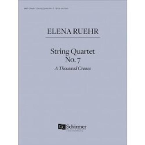 String Quartet - Ruehr - String Quartet No. 7: A Thousand Cranes [Cant: 8859]