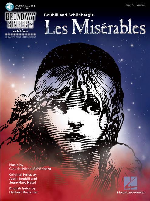 Les Misérables Broadway Singer's Edition