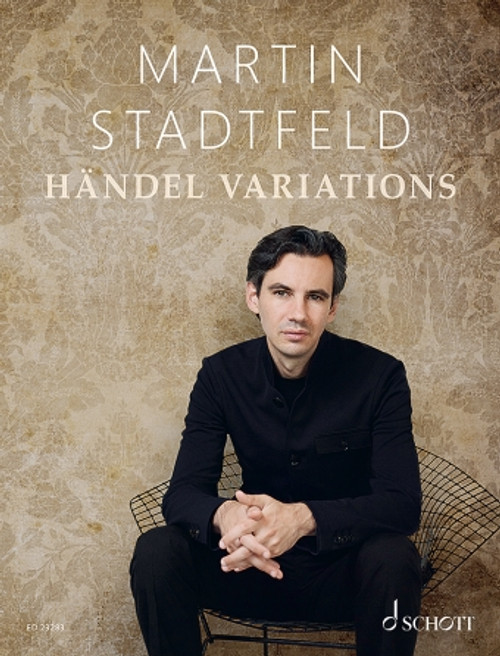 Handel: Variations Transcriptions for piano solo on themes by George Frideric Händel