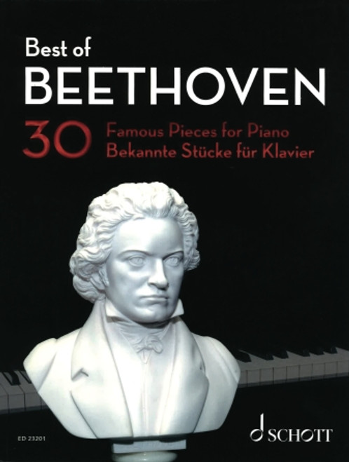 Beethoven: Best of Beethoven 30 Famous Pieces for Piano