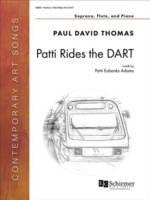 Thomas,  Patti Rides the DART [ECS:8869]