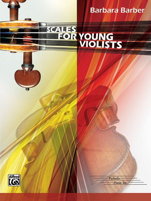 Barber:Scales for Young Violists[Alf:00-44054]