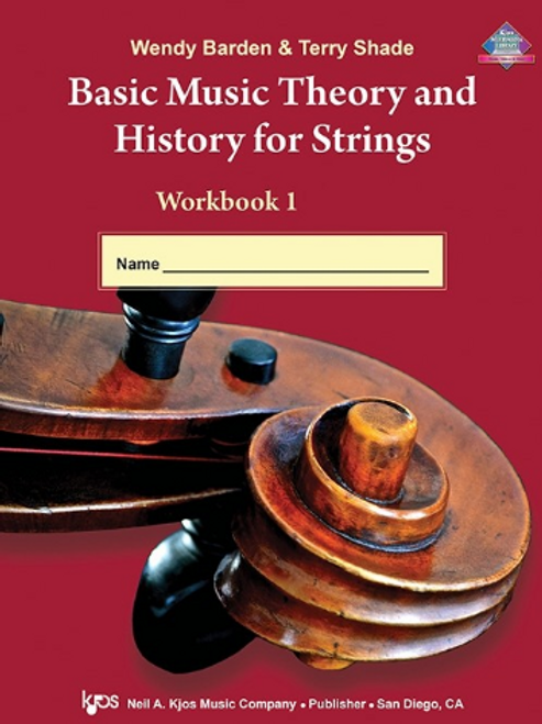 Shade: Basic Music Theory and History for Strings - String Bass