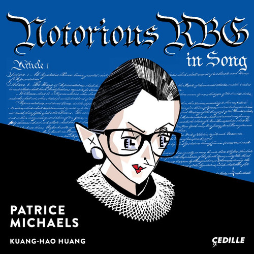 Michaels: Notorious RBG in Song (CD)