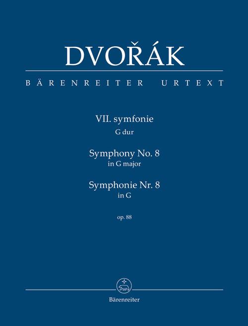 Dvorak, Symphony No.8 [KGA:TP618]