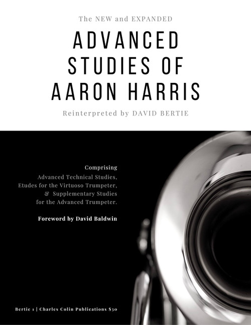 Advanced Studies of Aaron Harris [Colin:BERTIE1]