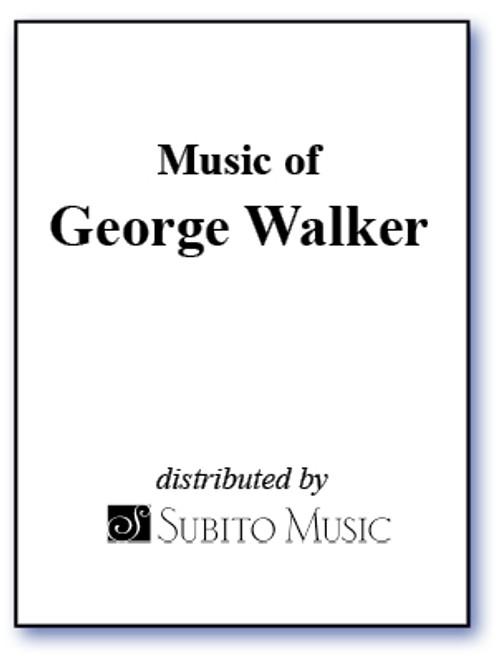 Walker, Geroge: Bleu [Subito: 12500021]