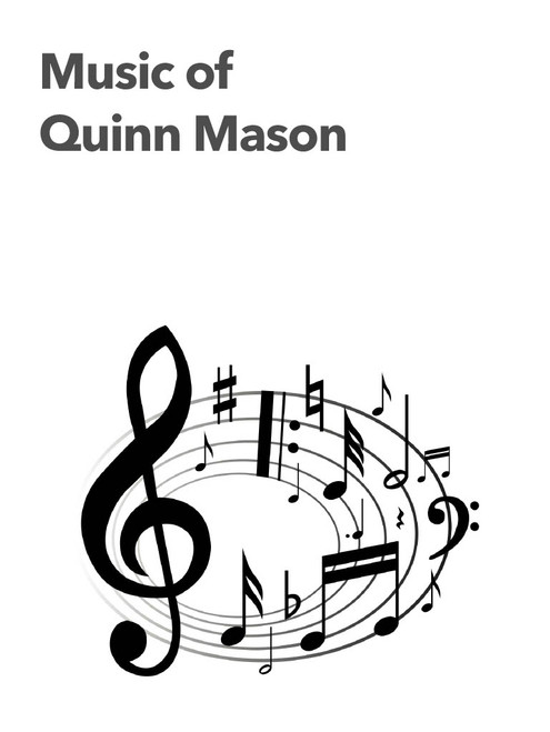 Mason: 3 Solitude Chorales, from Book 1 (2017) for brass Quintet