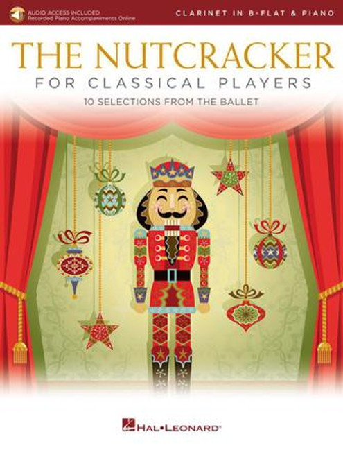 The Nutcracker For Classical Players [HL:50603509]