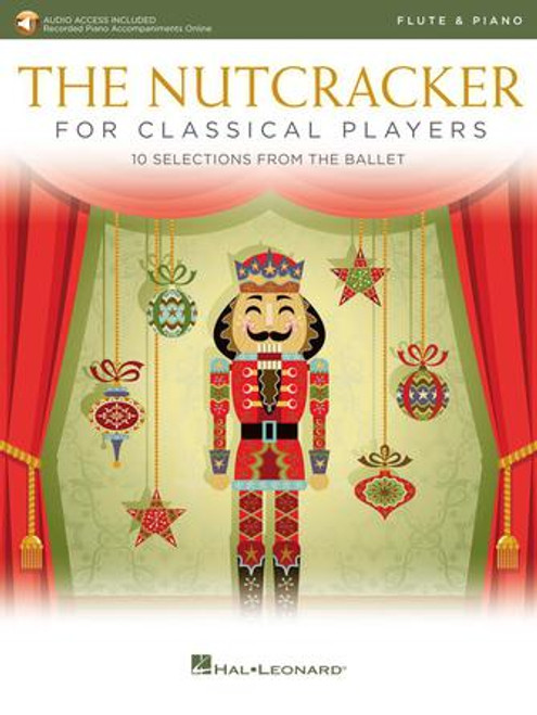 The Nutcracker For Classical Players [HL:50603508]
