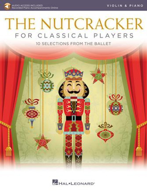 The Nutcracker For Classical Players [HL:50603506]