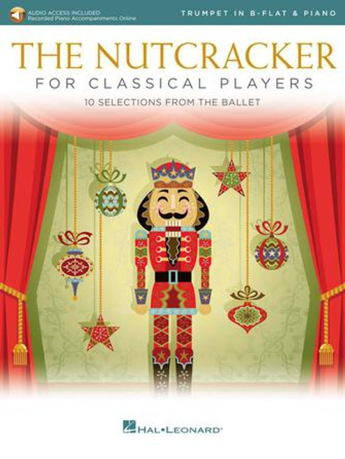 The Nutcracker For Classical Players [HL:50603510]