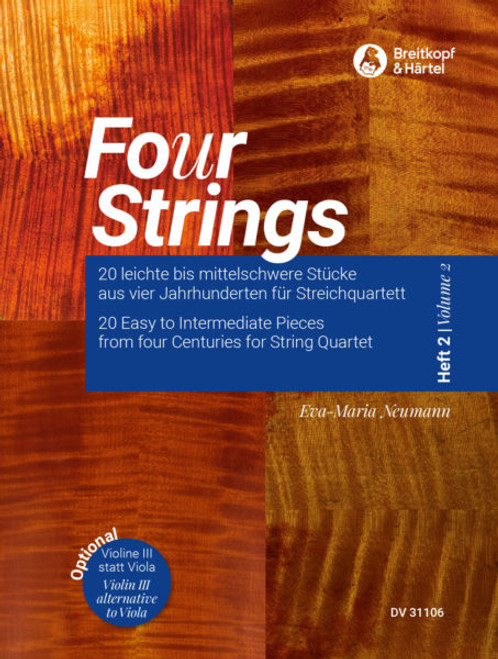Neumann Fo(u)r Strings Vol 2 [DV31106]