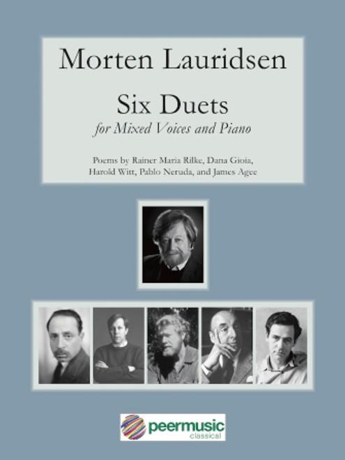 Lauridsen, Six Duets [HL00363095]