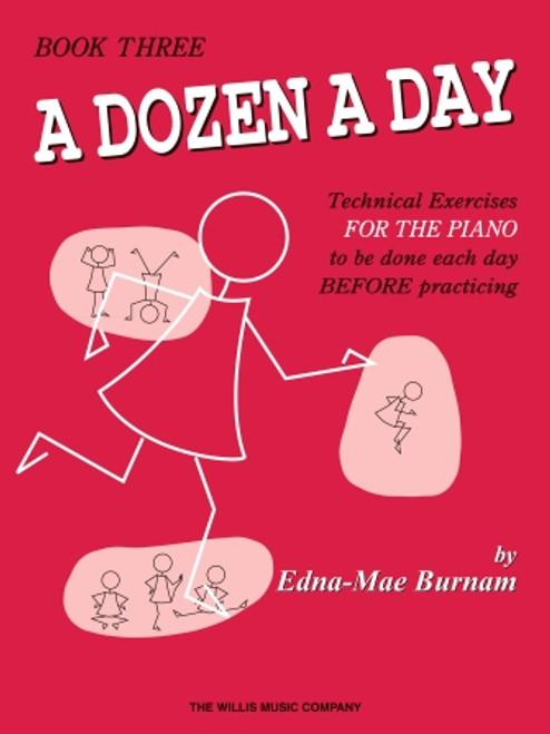 A Dozen a Day Book 3[HL:414136]