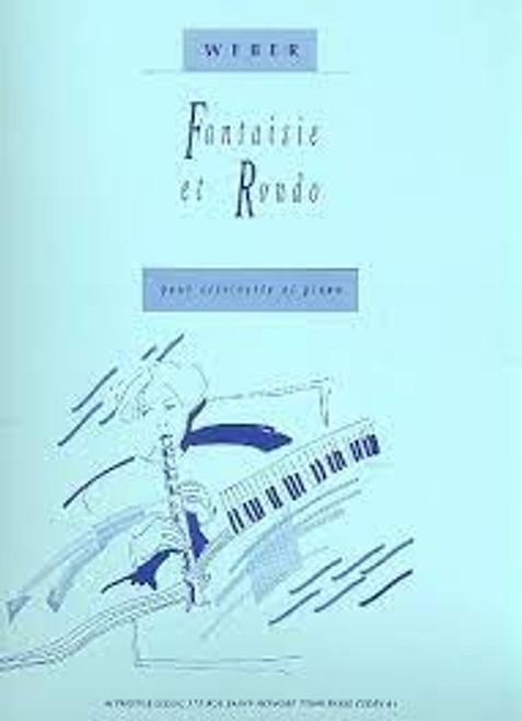 Weber, Fantaisie et Rondo [HL:48182917]