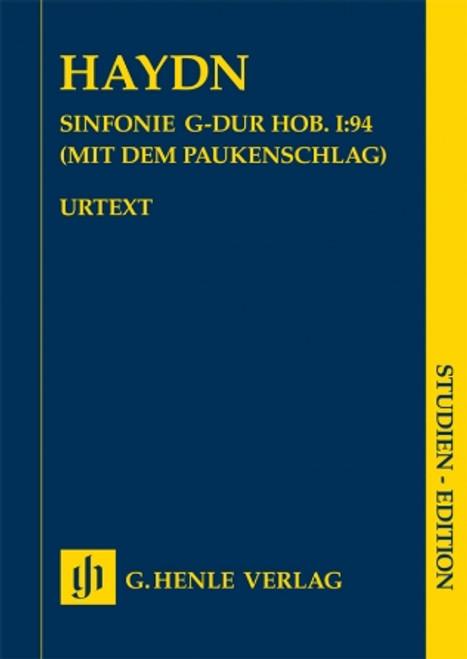 Haydn, Symphony in G Major HOB. I:94 [HL:51489062]