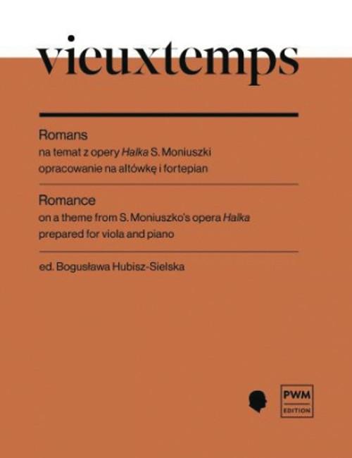 Vieuxtemps, Romance on a theme from S. Moniuszko's opera Halka [HL: 00359826]