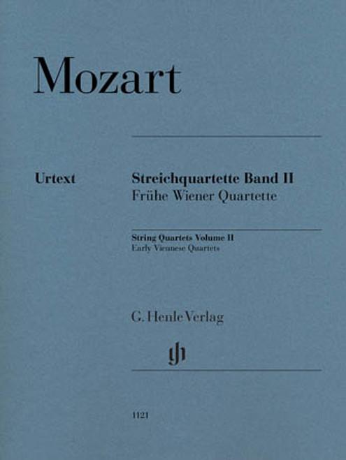 Mozart, String Quartets Vol. 2 [HL:51481121]