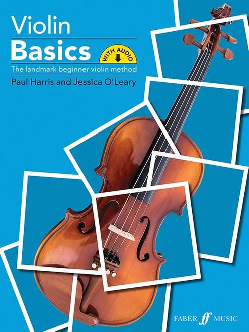 Harris and O'Leary, Violin Basics [Alf:0571541801]