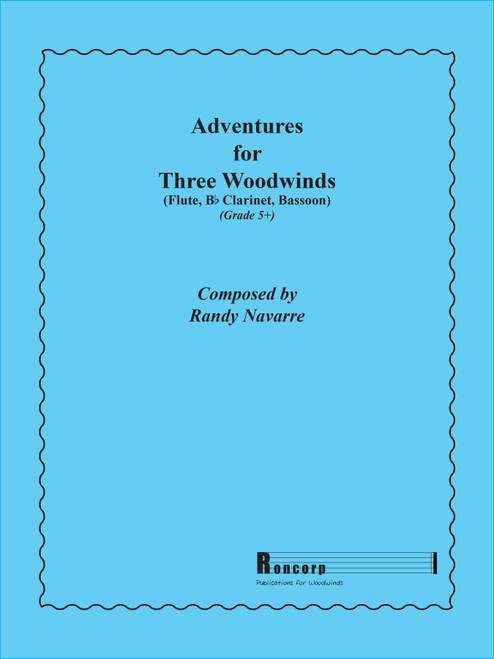 Navarre, Adventures for Three Woodwinds