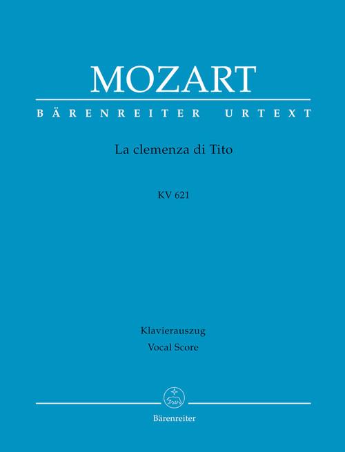 Mozart, La clemenza di Tito KV 621 [BA 4554-93]