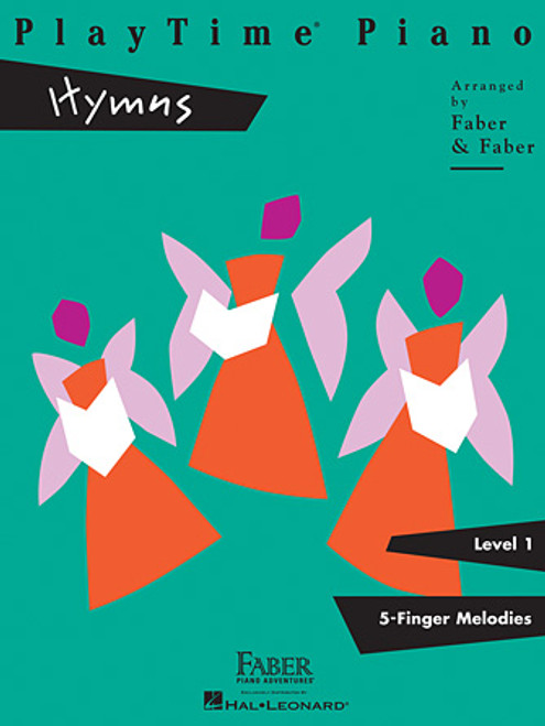 PlayTime Piano Hymns Level 1 [HL:00420109]