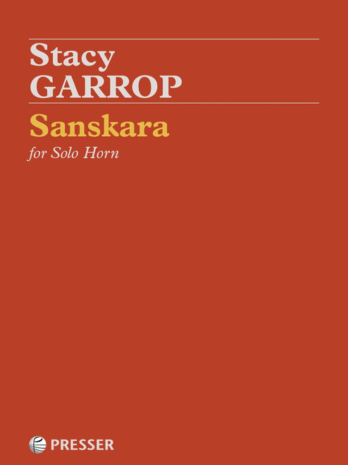Garrop, Sanskara for Solo Horn [CF:114-42230]