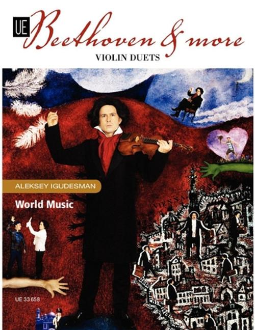Igudesman, Beethoven & More for two violins [CF:UE33658]
