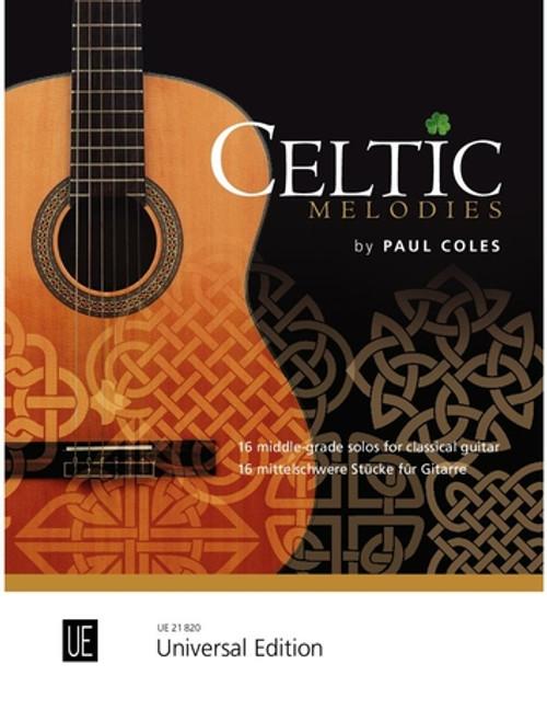 Cole, Celtic Melodies [CF:UE21820]